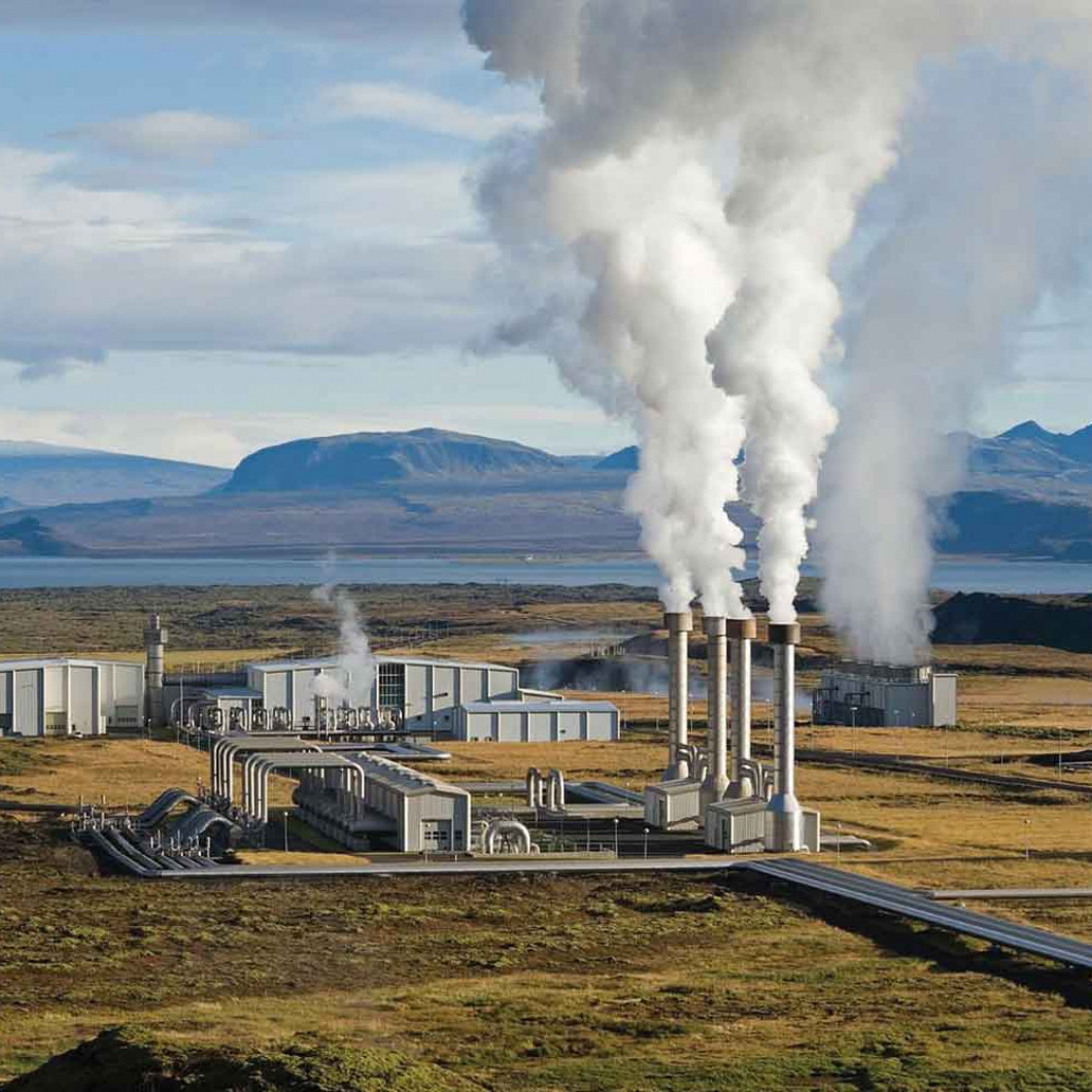 Geothermal Explained